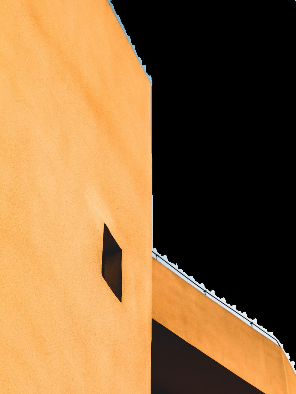 orange concrete building under blue sky during daytime