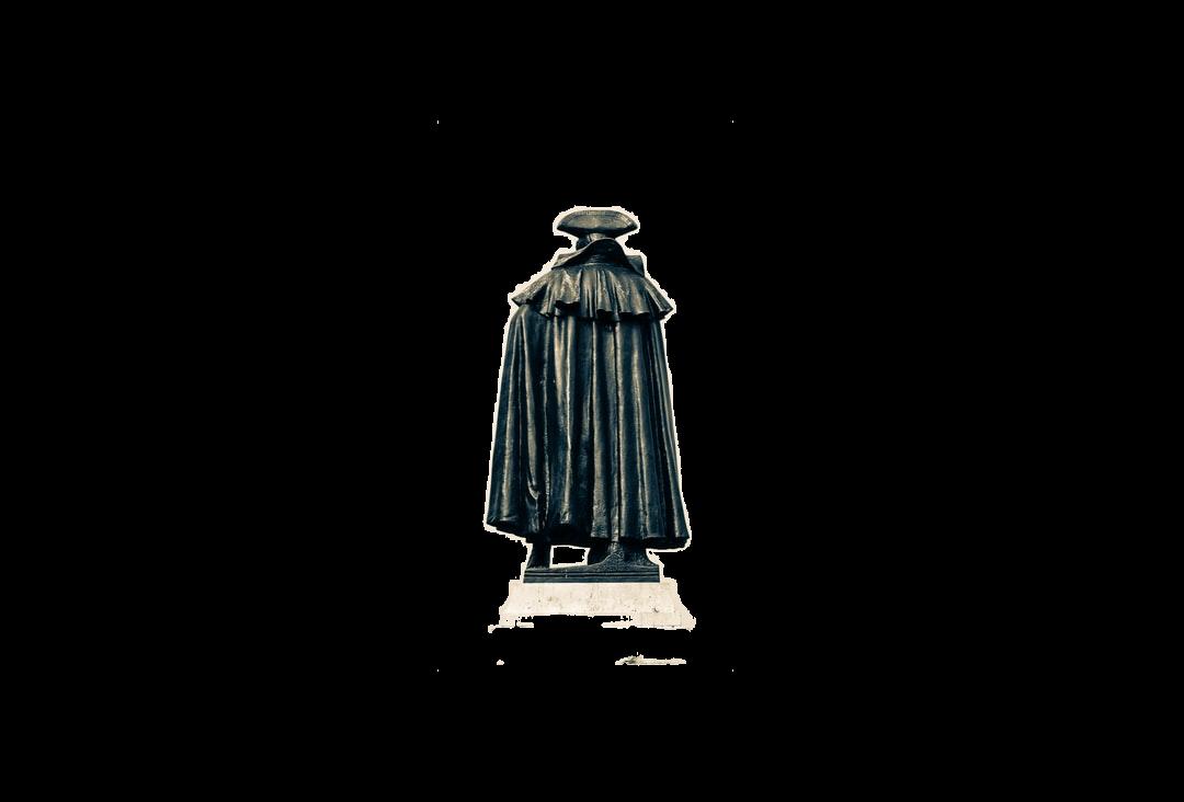 man wearing robe illustration
