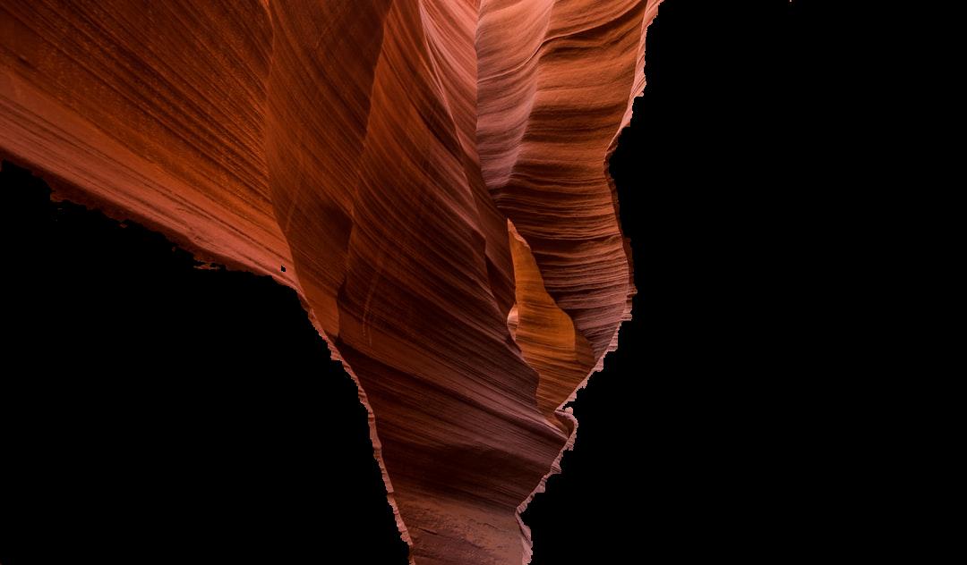 brown cave wallpaper